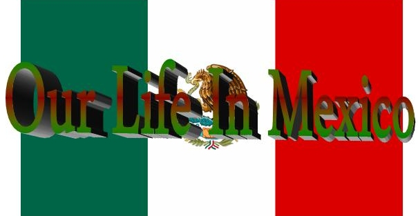 Andrew and Dave's Mexico Flag Logo