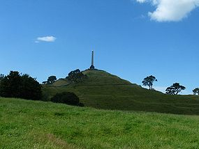 Auckland's One Tree Hill