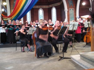 Handel's Messiah in Thames, New Zealand