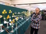 Daffodil Exhibit at Hamilton Gardens 2012