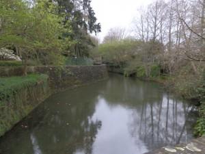 Hamilton Gardens River