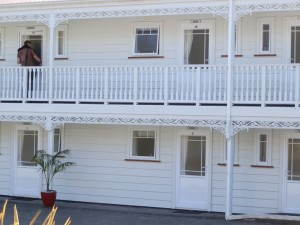 The Kerikeri Park Motel in Northland, New Zealand