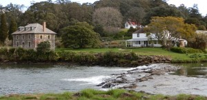 Kerikeri's Stone House and Mission House