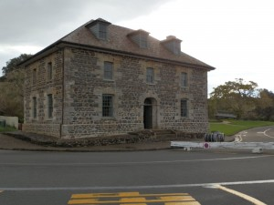 Stone Store in Kerikeri, New Zealand