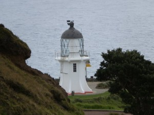 New Zealand's Point Reinga Lighthouse