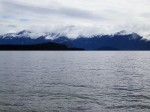 Lake Manapouri and Fiordlands Mountains of New Zealand
