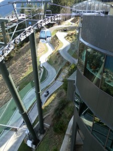 Skyline Gondola Cable Car and Luge
