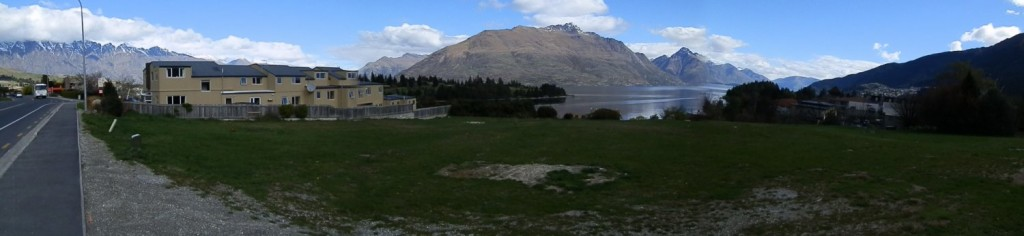 The Remarkables and Lake Wapatipu