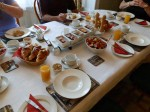 Breakfast at Mon Logis B&B