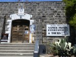 Entrance to Napier Prison