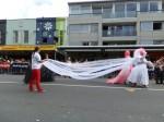 Gay Pride in Auckland – Bride's Train