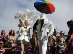 Fancy Costumes at Auckland's 2013 Gay Pride Parade