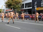 Male Dancers at Gay Pride Parade in Auckland, New Zealand, 2013