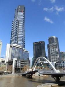 Melbourne's Eureka Tower