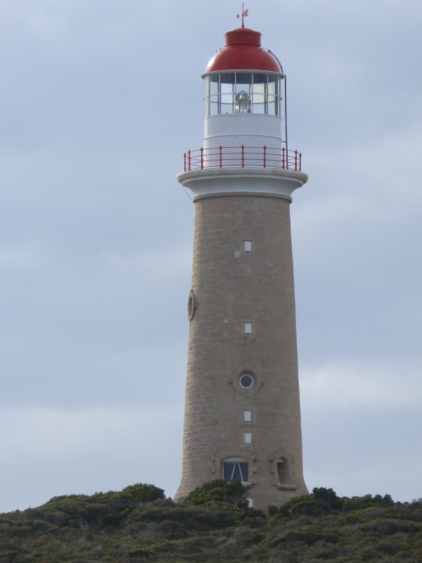 Lighthouse at Cape du Couedic