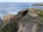 Walkway to Admirals Arch on Cape du Couedic, Kangaroo Island