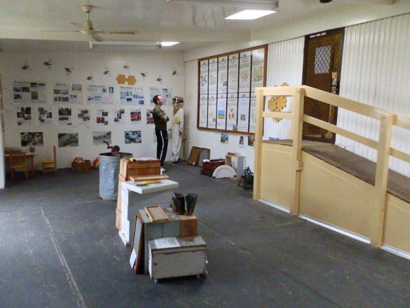 Kangaroo Island - Clifford's Honey Farm