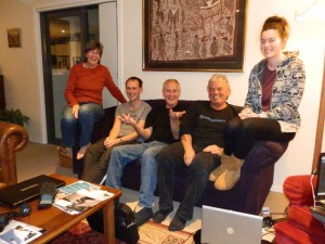 Kingscote, Kangaroos Island Couch Surfer Hosts