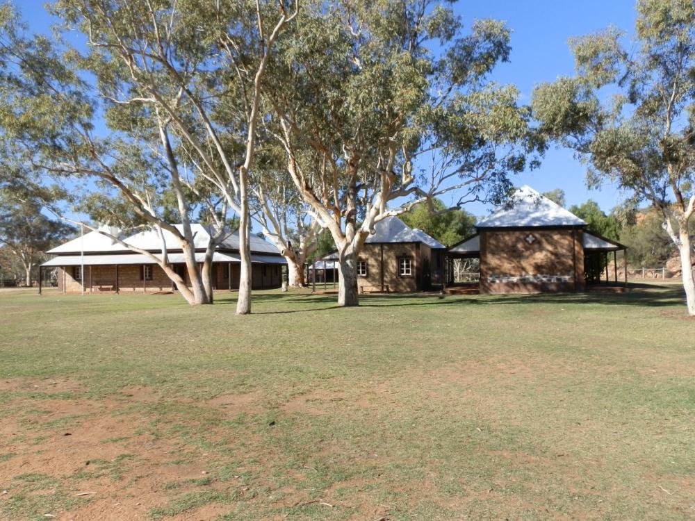 Telegraph Station, Alice Springs, Australia