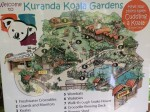 Map of Kuranda Koala Gardens