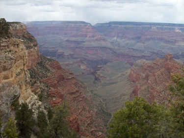 Dave Clingman and Andrew Wharton visit Grand Canyon, Arizona